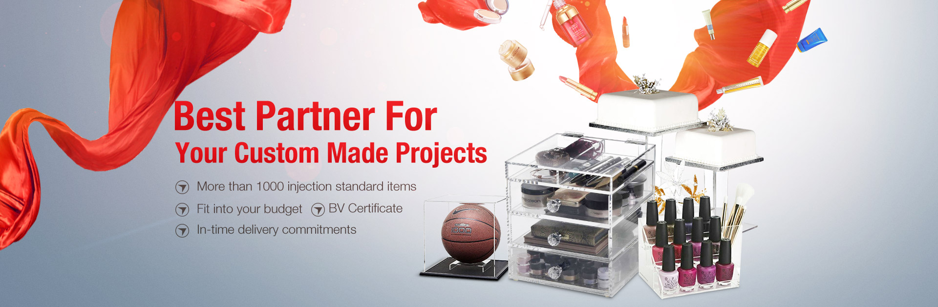 Acrylic Display Stands Manufacturer